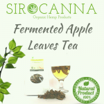 Fermented Apple Leaves Tea (35 gr.)