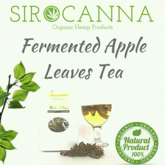 Apple Leave Tea 1