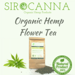 Organic Fermented Hemp Flower Tea (60 gr.)