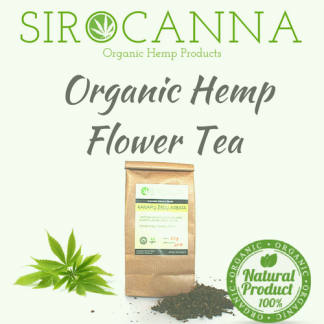 Hemp Flower Tea 1