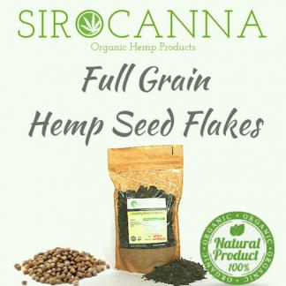 Hemp Seed Flakes 2