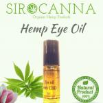 Healing Eyelids Oil with CBD